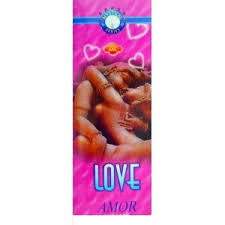 Incienso Love Amor SAC